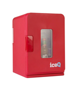 IceQ ICEQ15RW 15 Litre Deluxe Portable Mini Fridge