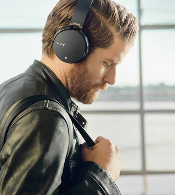 Review of Sony MDR-XB950AP Xtra Bass Headphones