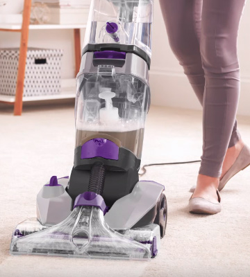 Review of Vax ECJ1PAV1 Rapid Power Advance Carpet Cleaner