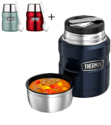 Thermos 470 ml Stainless King Food Flask