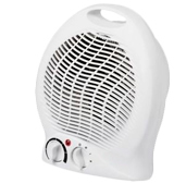 Status FH1P-2000W1PKB Portable Fan Heater