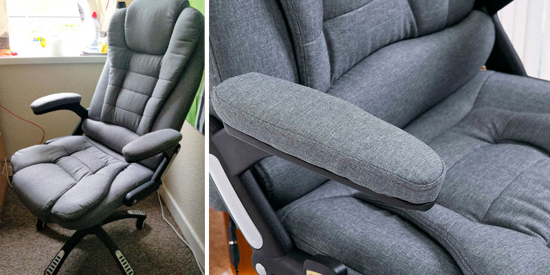 Review of Cherry Tree Furniture Executive Recline Massage Chair