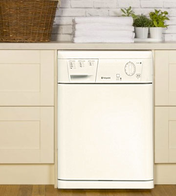 Review of Hotpoint FETC70CP reestanding Condenser Tumble Dryer