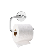 Croydex Toilet Roll Holder Flexi-Fix Easy to Fit Pendle