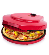 Princess 115001 Pizzera of 30 cm Diameter and Adjustable Thermostat, 1450 W