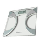 Salter 9141 WH3R Ultra Slim Analyser Bathroom Scale