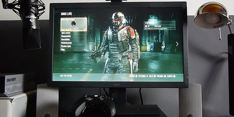 Detailed review of BenQ RL2755 Ultra Fast Monitor