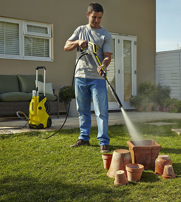 Review of Karcher K4 Full Control Pressure Washer