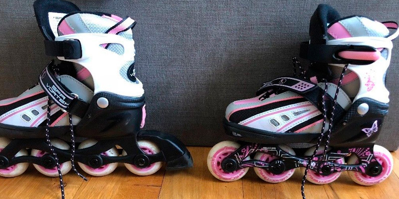 Review of SFR Vortexpink Inline Skates