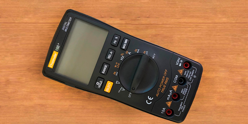 Review of Thsinde TH036 Auto-Ranging Digital Multimeter