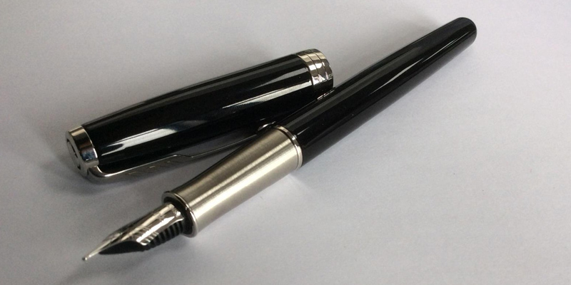 Review of Parker Sonnet Fountain Pen