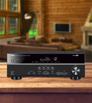 Review of Yamaha RXV381 MusicCast AV Reciever