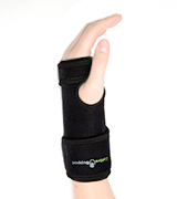 Calibre Support Adjustable Wrist Support with Removable Splint