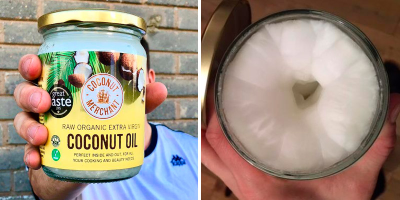 Review of Coconut Merchant Extra Virgin Organic Coconut Oil