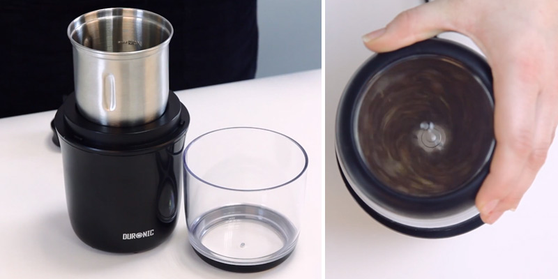 Review of Duronic CG250 Electric Coffee Grinder