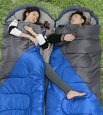 Review of PYRUS Sleeping Bag