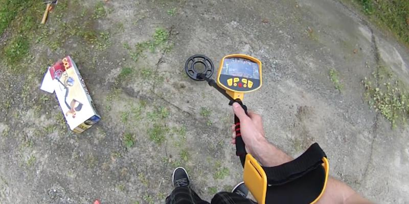 Review of ReaseJoy 3010II Metal Detector