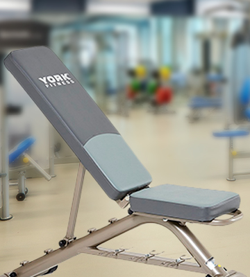 Review of York Fitness 45071 5 Seat Position Bench