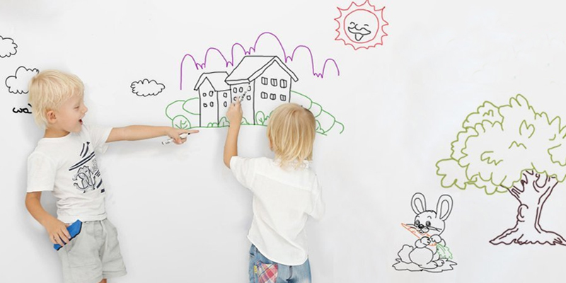 Review of Rabbitgoo DTHBT001W Whiteboard Sticker Self Adhesive 199x44.5cm