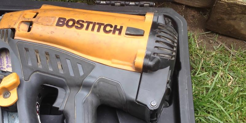 Detailed review of BOSTITCH GF33PTU Cordless Framing Nailer
