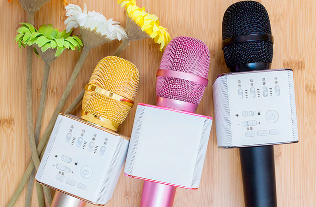 Best Wireless Karaoke Microphones