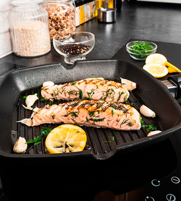 Review of Savisto Premium Non-Stick Griddle Pan