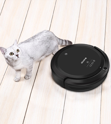 Review of Eventer U6008B1 Pet Hair Cleaning Robot Wet/Dry Mopping Vacuum