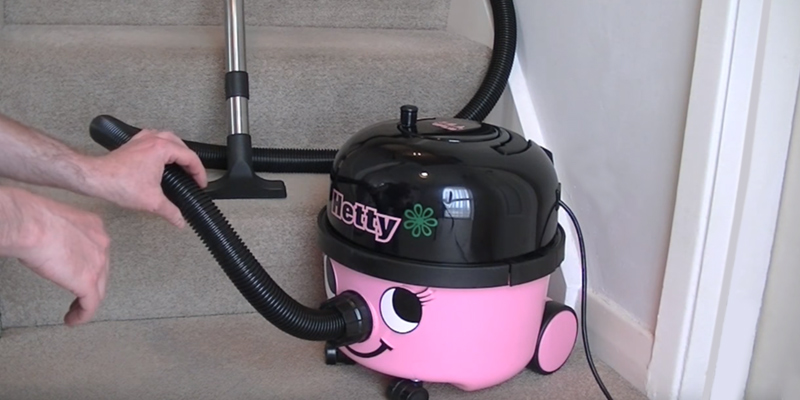 Review of Numatic Hetty Bagged Cylinder Vacuum