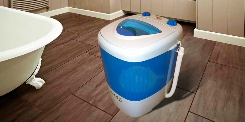 Review of Good Ideas 644 Mini Portable Washing Machine