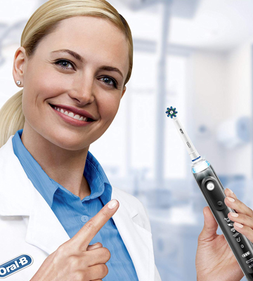Review of Oral-B Genius 9000 CrossAction Electric Toothbrush