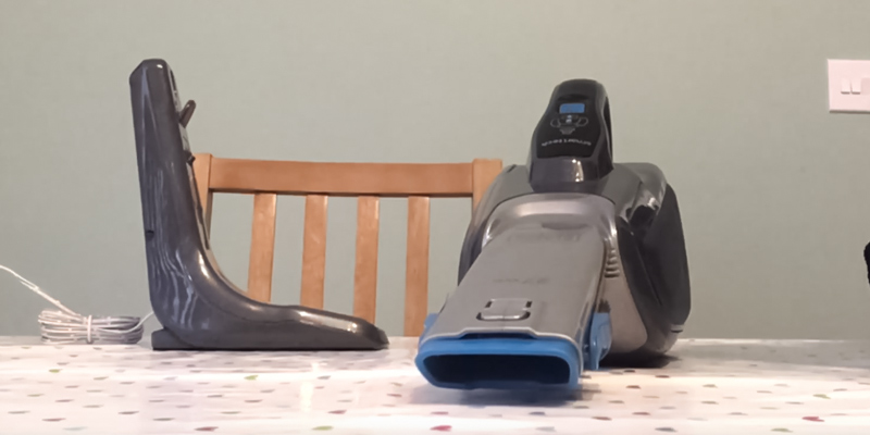Detailed review of Black & Decker DVJ325BF-AMGB 10.8 V Lithium-Ion Dustbuster Hand Vacuum