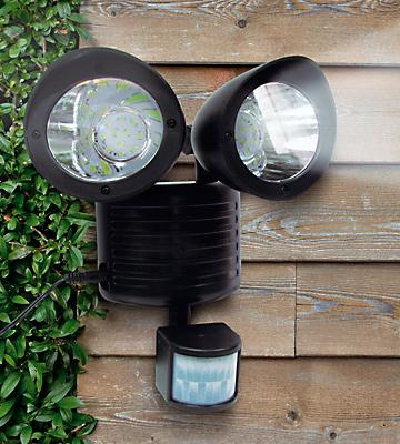 Review of Solalite Solar Motion Sensor Security Light