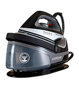 Tower Steam Generator Iron with Non-Stick Ceramic Soleplate