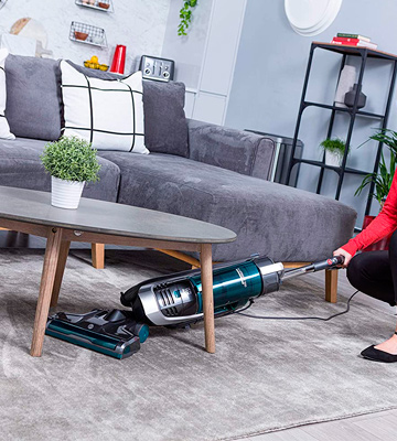 Review of Hoover [HU500CPT] H-Upright 500 Reach Pets Upright Vacuum Cleaner
