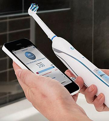 Review of Oral-B SmartSeries 6000 CrossAction Electric Rechargeable Toothbrush