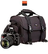 AmazonBasics DSLR Gadget Messenger Bag