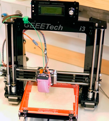Review of Geeetech Pro B Acrylic Prusa I3 Pro B Unassembled 3D printer