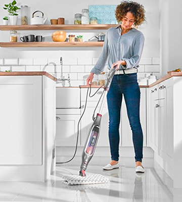 Review of Shark S6003UK Smartronic Deluxe Steam Mop