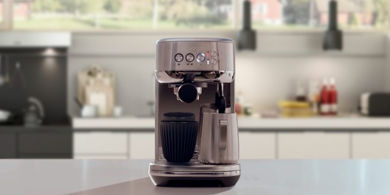 Review of Sage SES500BSS Bambino Plus Espresso Maker with Milk Frother