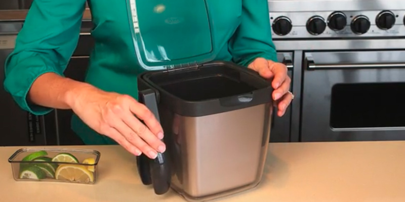 Detailed review of OXO Good Grips Double Wall Ice Bucket