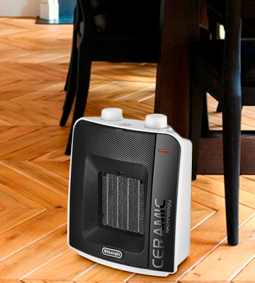 Review of Delonghi DCH6031 Ceramic Heater, 2000 W