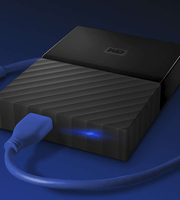 Review of Western Digital My Passport 4 TB Portable Hard Drive