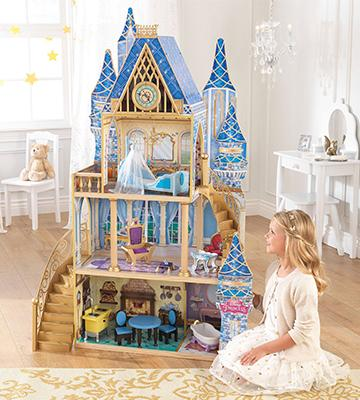 Review of KidKraft Cinderella Royal Dream Dollhouse