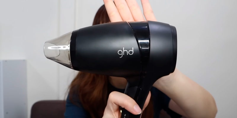 Review of ghd Gift set Dual Voltage Flight Travel Hairdryer