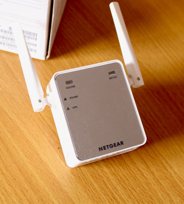 Review of NETGEAR EX2700 Wi-Fi Booster / Range Extender (N300)