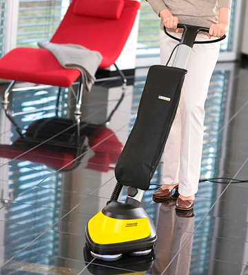 Review of Kärcher FP303 Floor Polisher