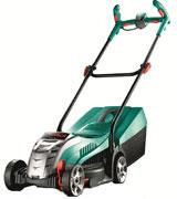 Bosch Rotak 32 LI Cordless Lawn Mower with 36 V 2.6 Ah Lithium-Ion Battery