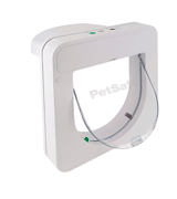 PetSafe 82690 Petporte Smart Flap Microchip Cat Door