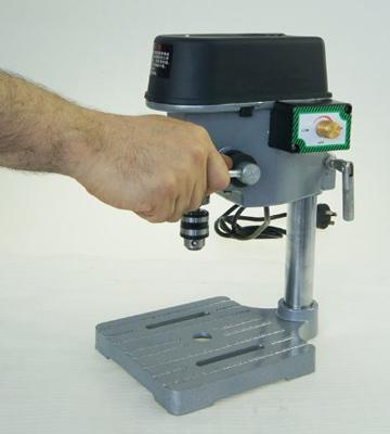 Review of Merry Tools Mini Bench Drill Press