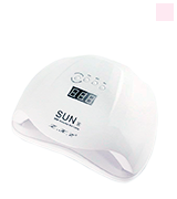 Kisspet Sunuvled Nail Lamp 54W Professional UV LED Gel